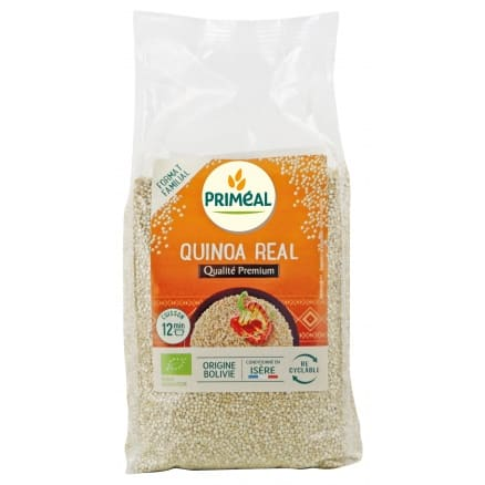 Priméal Quinoa réal bio 1 kg