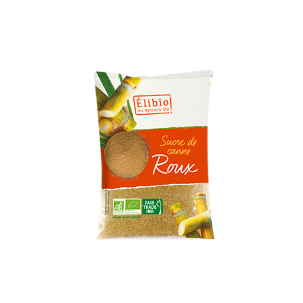 Sucre de Canne Roux Fair Trade