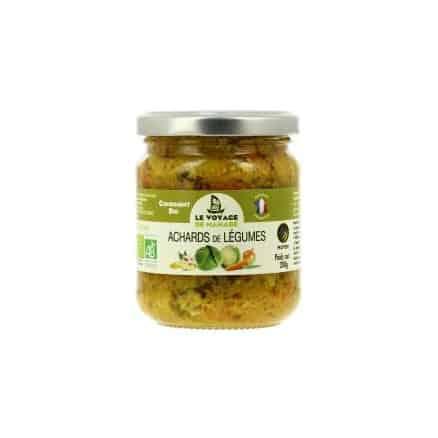 Achards de Légumes 200g