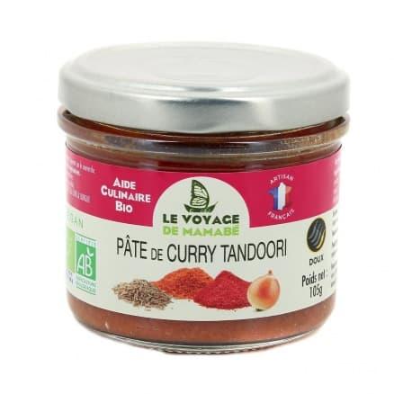 Pâte de Curry Tandoori
