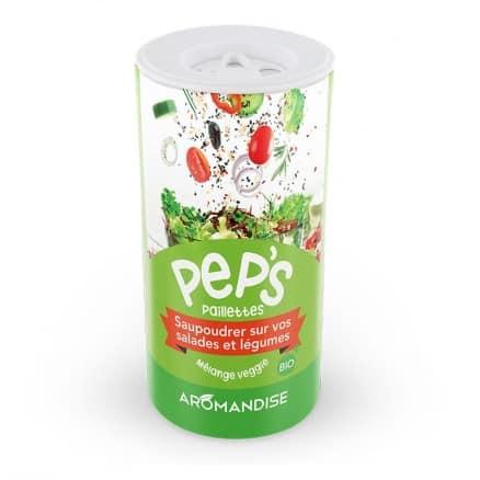 Pep's Paillettes Salades et Légumes