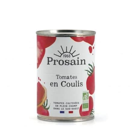 Tomates En Coulis