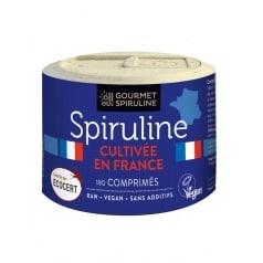 Spiruline Française Bio 180 Comprimés