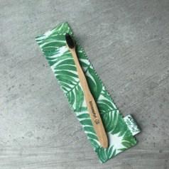 Etui Brosse à Dents Imperméable Vert
