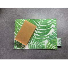 Pochette à Savon Imperméable Vert