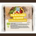 Pain de Riz Complet au Tournesol Sans Gluten