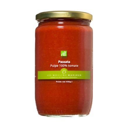 Passata Pulpe 100% Tomate