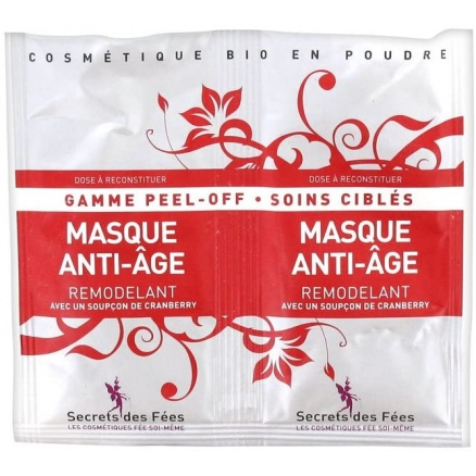 Masque Anti-Âge Remodelant
