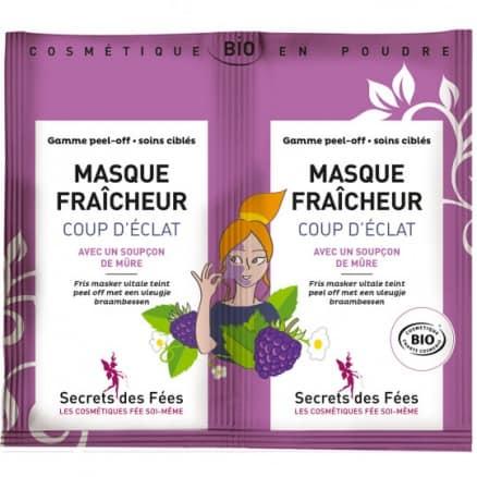 Masque Fraîcheur Coups d'Eclat