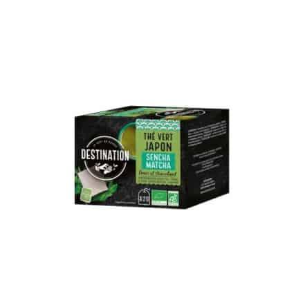 Thé Vert Sencha Matcha