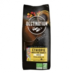 Café moulu Mokas bio d'Ethiopie 500 g