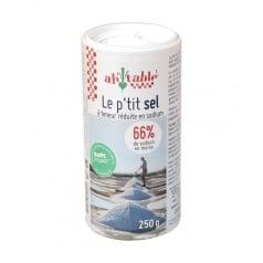 Le p'tit sel à teneur réduite en sodium