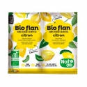 Bio Flan Citron