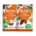 Bio Flan Cacao Orange