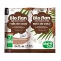 Bio Flan Noix de coco