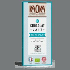 Chocolat au lait 32% Cacao