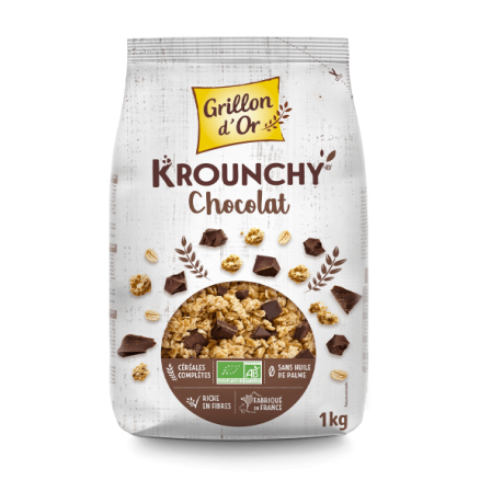 Krounchy Chocolat