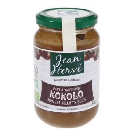 Kokolo Pâte à Tartiner Noisette Noix de Coco
