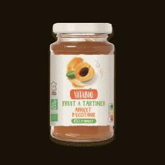 Confiture Délice d'Abricot Sans Sucre Ajouté