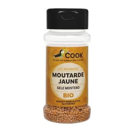 Moutarde Jaune Grains