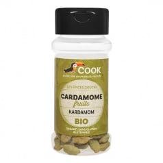 cook Cardamome bio en graines