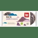 Galettes de Riz au Chocolat Noir