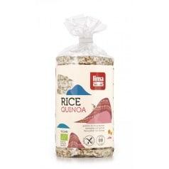 Galettes de riz au quinoa bio