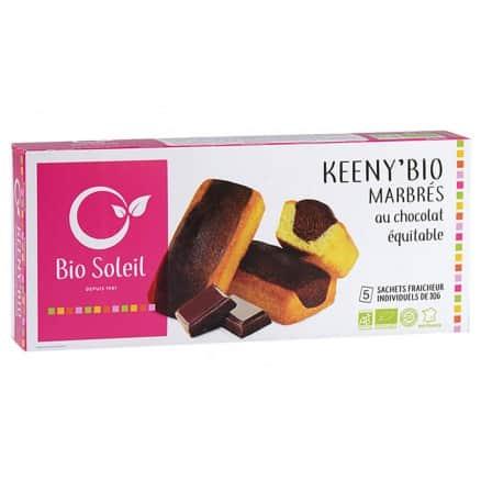 Keeny Moelleux Marbrés Chocolat