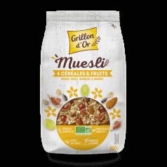 Muesli 4 Céréales & Fruits
