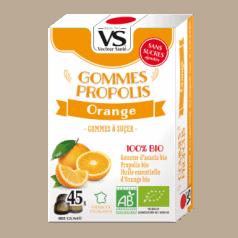 Gomme Propolis Orange