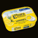 Sardines de Bretagne Huile d'Olive & Citron