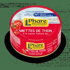 Miette de Thon à la Tomate Bio