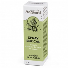 Spray Buccal Hygiène de la Gorge