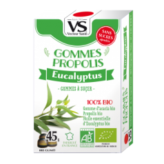Gomme Propolis Eucalyptus