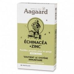 Propolentum Echinacée + Zinc Pastilles Gorge