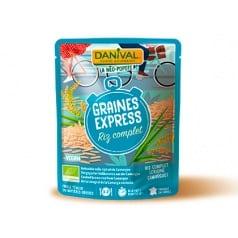 Les Graines Express Riz Complet