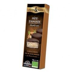 Bouchées Amande Chocolat Noir