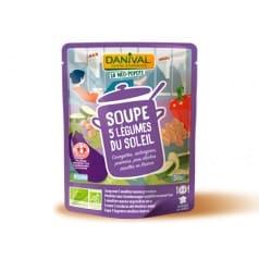 Soupe 5 Légumes du Soleil
