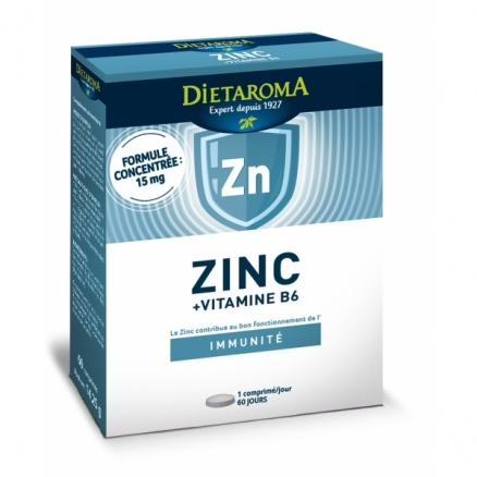 Zinc + vitamine B6