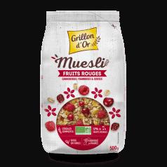 Muesli Fruits Rouges