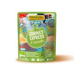 Les Graines Express 4 Céréales