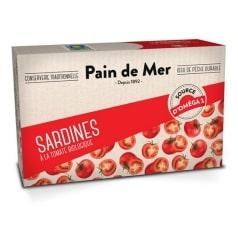 Sardines à la Tomate
