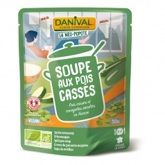 Soupe de Pois Cassés