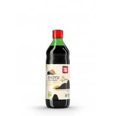 Sauce de soja et froment bio Shoyu 28% de sels en moins
