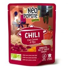 Chili Con Carne & Riz