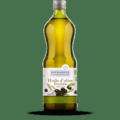 Huile d'Olive Fruitée