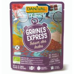 Les Graines Express Trésor des Indes