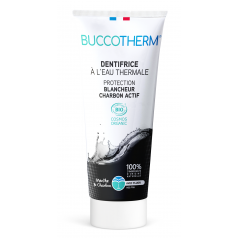 Dentifrice Protection Blancheur Charbon Actif