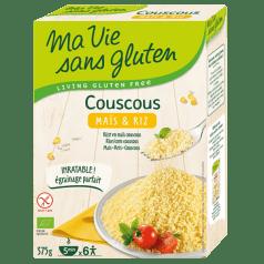 Couscous Maïs & Riz