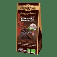 Ballotin de Bonbons à la Ganache Chocolat